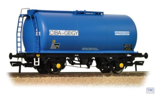 37-584 Bachmann OO//HO Gauge 45 Ton TTA Tank Wagon /'Ciba-Geigy/'