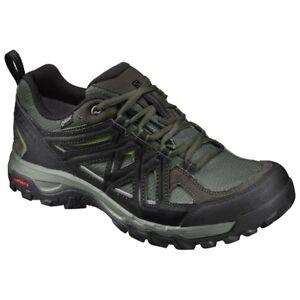 Details about Shoes Hiking Mountain Trekking Salomon Salomon Evasion 2 GTX Goretex