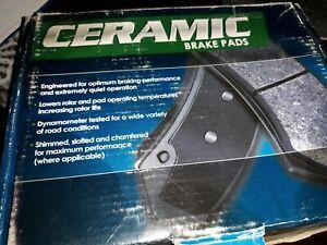 Disc Brake Pad Set Front,Rear IAP Dura BP866C