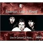Emerson, Lake & Powell - Live In Concert & More… (Live Recording, 2012)