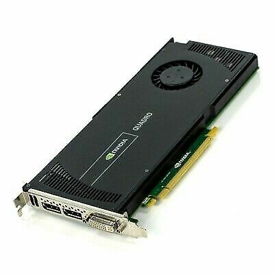NVIDIA QUADRO 4000 2gb Video Graphics Card for sale online | eBay