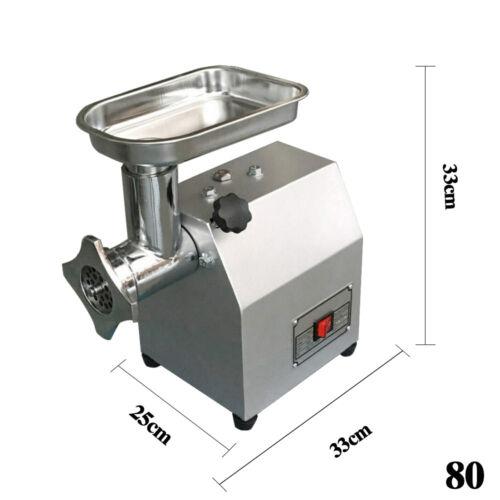 400Watt Elektrisch Fleischwolf /& Wurstfüller Wurstmaschine mit Wurstaufsatz NEU