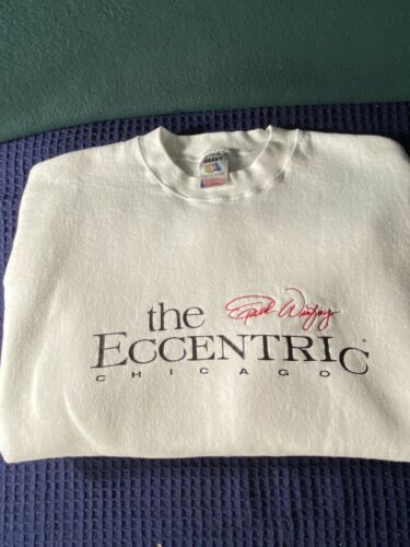 Oprah Winfrey Sweatshirt -The Eccentric- Chicago
