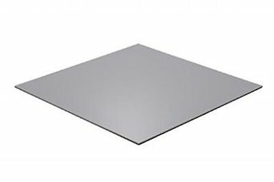 "#504 Opaque Gray Acrylic Plexiglass sheet 1//8/"" x 12/"" x 24/"""