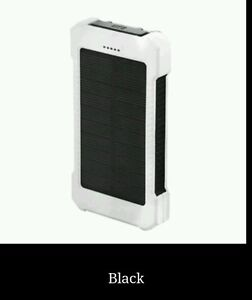 Solar-Power-Bank-Waterproof-10000mAh