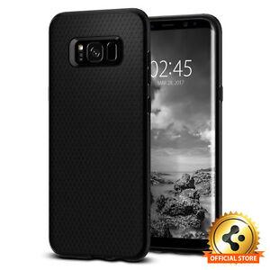 Spigen-Galaxy-S8-Case-Liquid-Air-Black