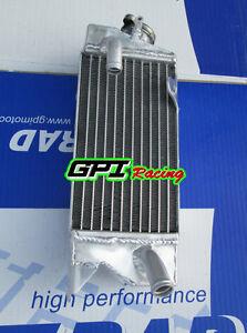 Aluminum Radiator for KAWASAKI KX80 KX85 KX100 1998-2009 2003 2004 2005 2006