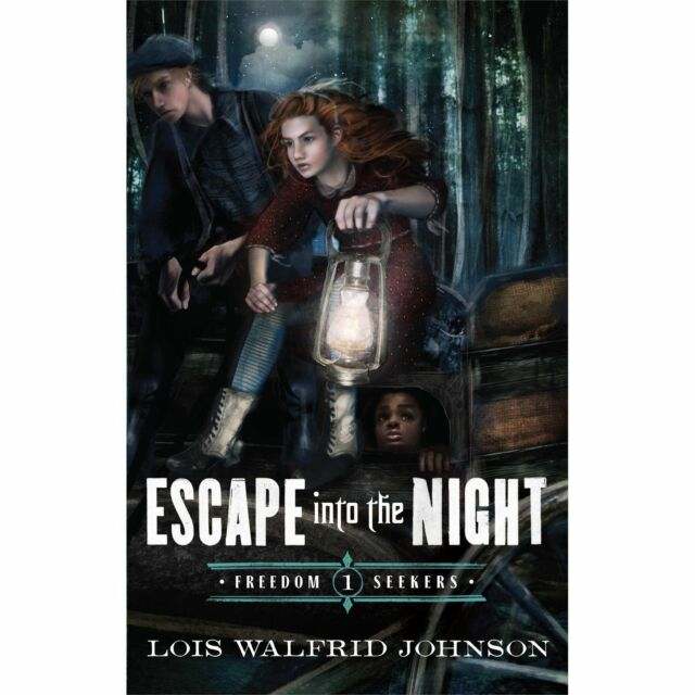 Freedom Seekers Escape Into The Night 1 By Lois W Johnson 2013