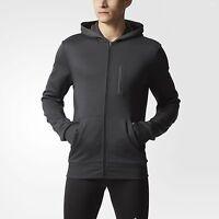 Adidas Beyond the Run Men's Hoodie (Black)