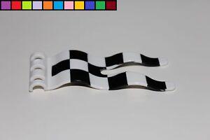 LEGO-Duplo-Drapeau-Du-Drapeau-Indicateur-de-Cible-Blanc-Noir