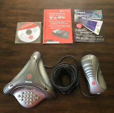 Polycom Voicestation 100 Conference Meeting Speaker Phone 2201 06846 001