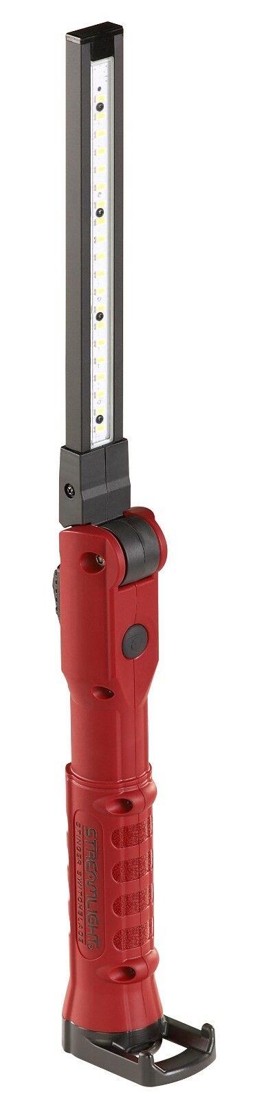 Streamlight 76800 Stinger Switchblade UV Rechargeable USB Zone lumineuse 800 Lm