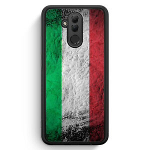 Italia Splash BANDIERA ITALIA ITALY HUAWEI MATE 20 LITE IN SILICONE GUSCIO COVER IT...
