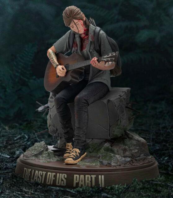 The Last of Us Part II 2 Ellie Edition Statue 12