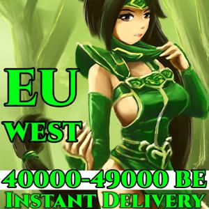 League-of-Legends-LoL-EUW-Account-Level-30-Smurf-40-000-BE-Blue-Essence