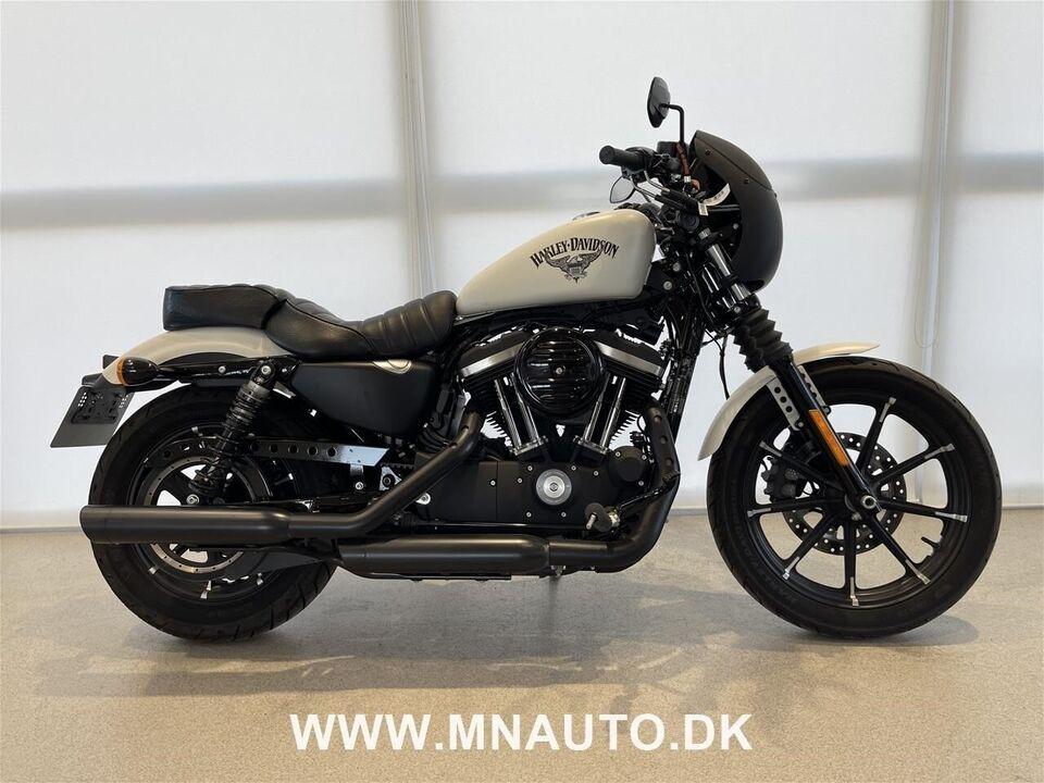 Harley-Davidson, XL 883 Iron Sportster, ccm 883