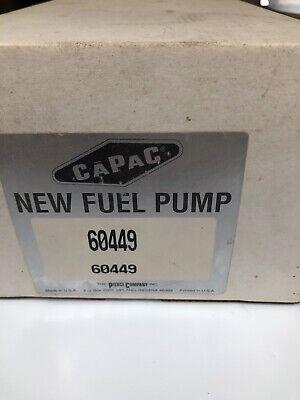 07759 Fuel Pump Site Bowl NOS Old Stock M5 New Mercury Chrysler Force