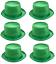 12-Irlandese-Irlanda-Verde-Velluto-Cappello-S-Patrizio-folletto-Costume-Q31