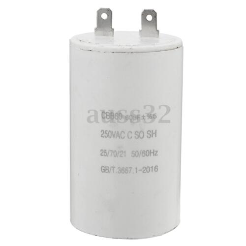 CBB60 32*65mm 250V AC 16uF 50//60HZ Start Running Motor Washing Machine Capacitor