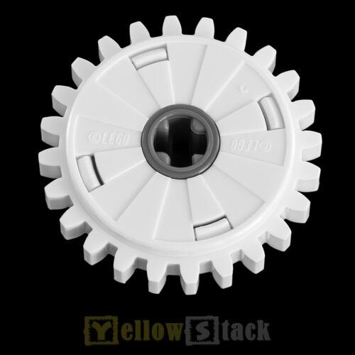 LEGO® Technic 60c01 Zahnrad mit Rutschkupplung 24 Zähne weiß NEU