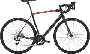 2019 Cannondale Synapse Carbon Disc RED eTap Road Bike 56cm Retail $6300