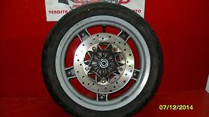 Ruota cerchio anteriore PIAGGIO X9 250 2 dischi