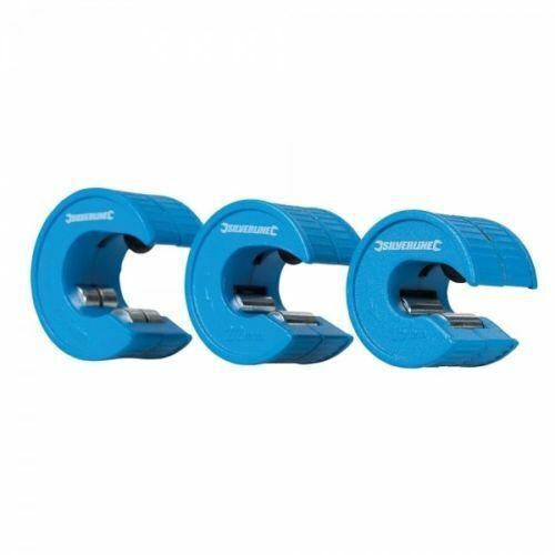 Silverline Quick Cut Rame Tubo Cutter//Taglio 15mm 22mm 28mm le opzioni disponibili