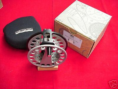 Waterworks Lamson Fly Reel ULA Force 4 Nuevo Gran