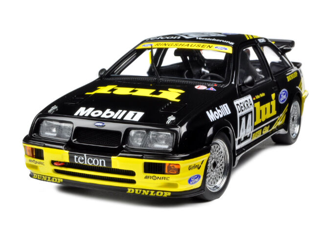 FORD SIERRA COSWORTH  44  LUI  DTM 1989 1/18 DIECAST MODEL CAR BY AUTOART 88911