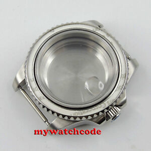 40mm-sapphire-glass-magnifying-glass-Watch-Case-fit-2824-2836-MOVEMENT-C100