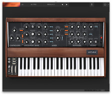 Arturia Minimoog V3 Synth + Minifilter VST Pro Tools Ableton Logic LOWEST PRICE
