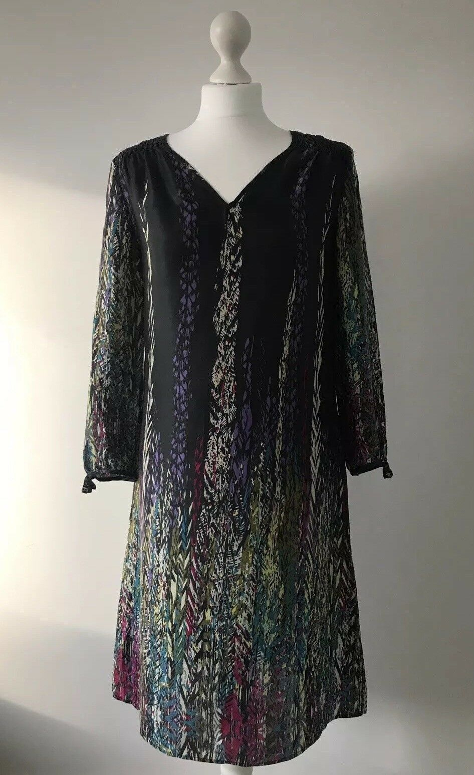 IPEKYOL  Silk Dress Size 8