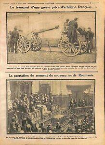 Bataille-de-la-Marne-Poilus-Artilleurs-Artillerie-Ferdinand-I-Romania-WWI-1914