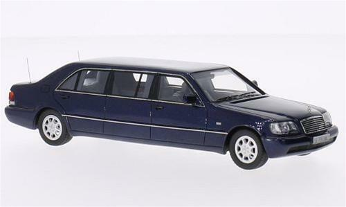 Mercedes s600l PULLMAN (w140) Street Berline 1993 1 43 Neoscale. neo45360 Model