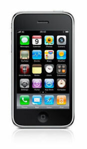 BLACK-APPLE-IPHONE-3GS-8GB-UNLOCKED-CELL-PHONE-FIDO-ROGERS-CHATR-TELUS-BELL