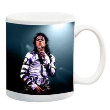 Michael Jackson King of Pop ceramic mugs & coffee cups