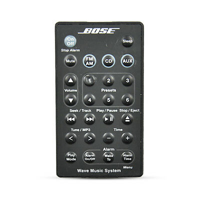 New White Remote Control for Bose AWRCC1 AWRCC2 Music System Wave Radio//CD