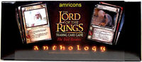 Lord Of The Rings The Two Towers Anthology Decipher Ccg Box Set From 2004