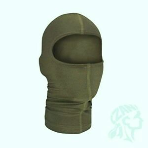 Army Olive Drab OD Nylon Balaclava Face Mask  Helmet Liner  Free Shipping