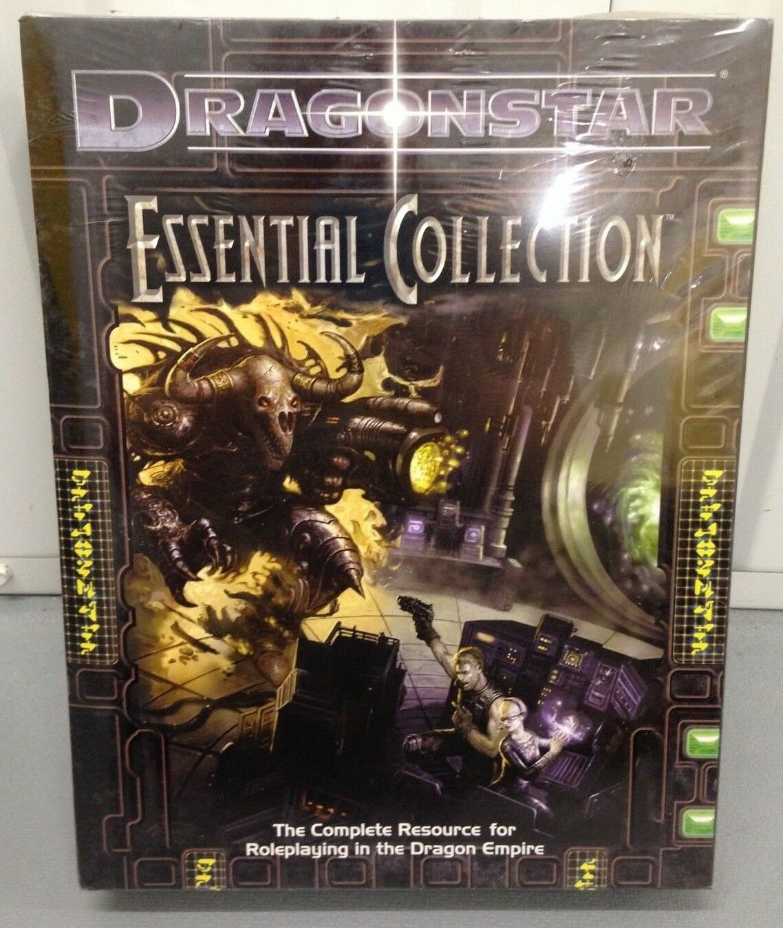 Dragon Star Essential Collection - Resource for Roleplaying in the Dragon Empire