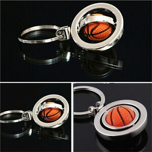 Sale-3D-Sports-Rotating-football-soccer-Keychain-Keyring-Key-Chain-Ring-KeyHGUK