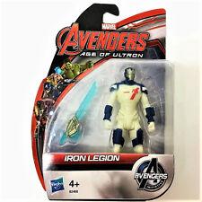 "Hasbro Marvel Avengers Age of Ultron 3.75"" Iron Legion Action Figure Boy Kid Toy"