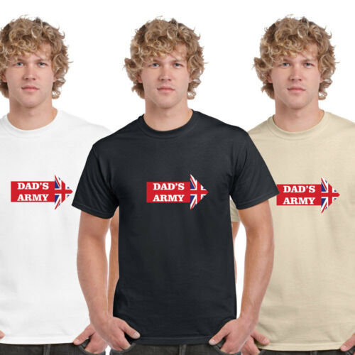 Dad/'s Army T Shirt Dads Army