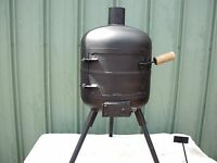 Shafts  Pot Belly Wood Heater ( Postage Available )