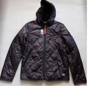 G-Star-Over-Shirt-Jacke-Lead-grau-Herren-Groesse-UK-XS-ref57