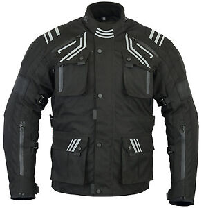 NEW-VELOCITY-CE-ARMORED-MOTORCYCLE-WATERPROOF-TEXTILE-WINTER-JACKET