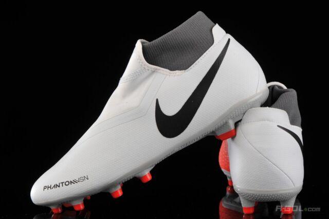 81d4da598 Nike Phantom Vision Academy DF MG Soccer Cleats Platinum Black AO3258-060  Elite