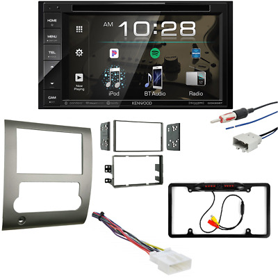 Metra 95-7424 Double DIN Installation Kit for 2008-Up Nissan Titan Vehicles