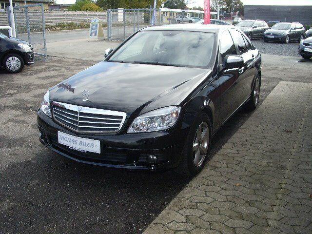 Mercedes C200 2,2 CDi Classic Diesel modelår 2008 km 232000