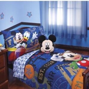 New Disney Mickey Mouse Clubhouse 4 Piece Mickey Flight